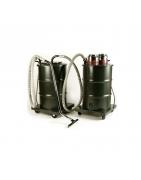 Minuteman X250 Series Twin Motor Industrial Vacuum w/HEPA Filte