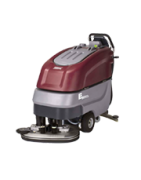 "Minuteman E30 ECO disc brush scrubber with a 30"" cleaning path"