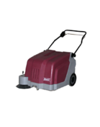 "The Minuteman KS25W 25"" Walk-Behind Floor Sweeper"