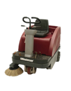 The Minuteman Kleen Sweep® 40R Ride-On Sweeper