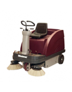 The Minuteman Kleen Sweep® 47R Ride-On Sweeper